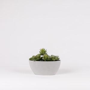 silkki mehiruusut ja ovaali ruukku | kasvi-istutus | viherviisikkokauppa.fi