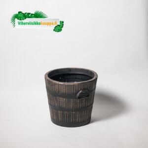 polka tynnyriruukku | puutarhatuote | viherviisikkokauppa.fi